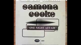 Samona Cooke - One Night Affair