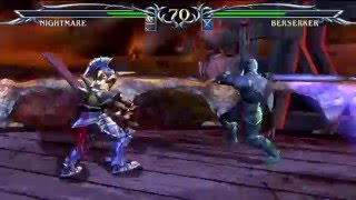 SoulCalibur III (PlayStation 2) Tales of Souls as Nightmare
