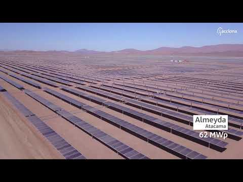 Increasing our operating capacity in Chile by 84% // Renewable Energy | ACCIONA