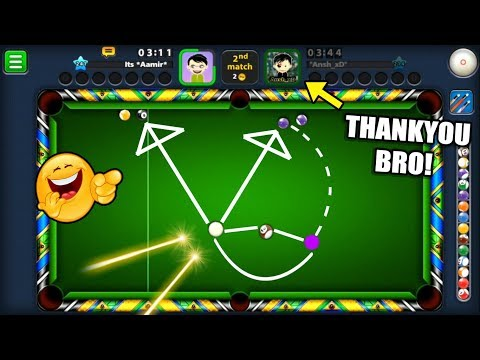 MY LUCKIEST 8 BALL POOL TOURNAMENT EVER..(shocking opponent)