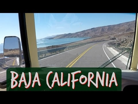 RVing Mexico's Baja~San Felipe to Guerrero Negro ~ The Infamous Highway 5