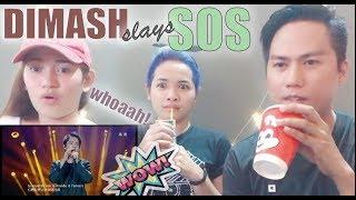 Singer Friends React to Dimash singing SOS