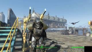 Fallout 4 Vault Tec Workshop Строительство убежище 88 Закулисье, то что не видно.