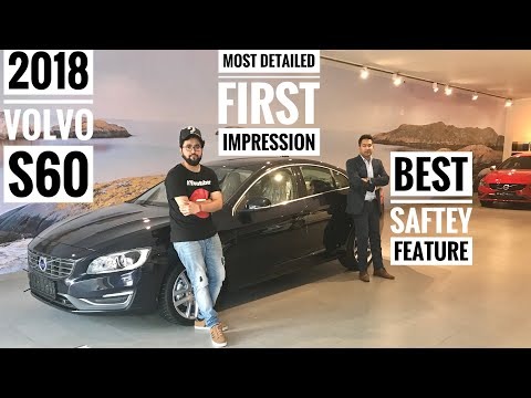 2018 volvo s60 | volvo s60 momentum review | 2018 volvo s60 review | volvo s60 vs bmw 3 series