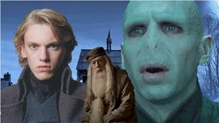 What If Voldemort Fought Gellert Grindelwald?