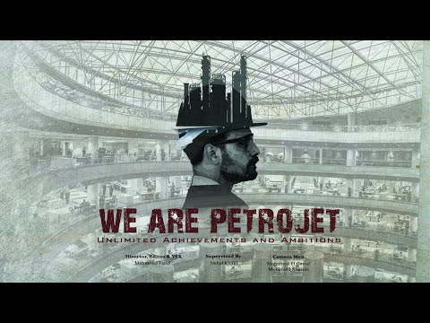 We are Petrojet