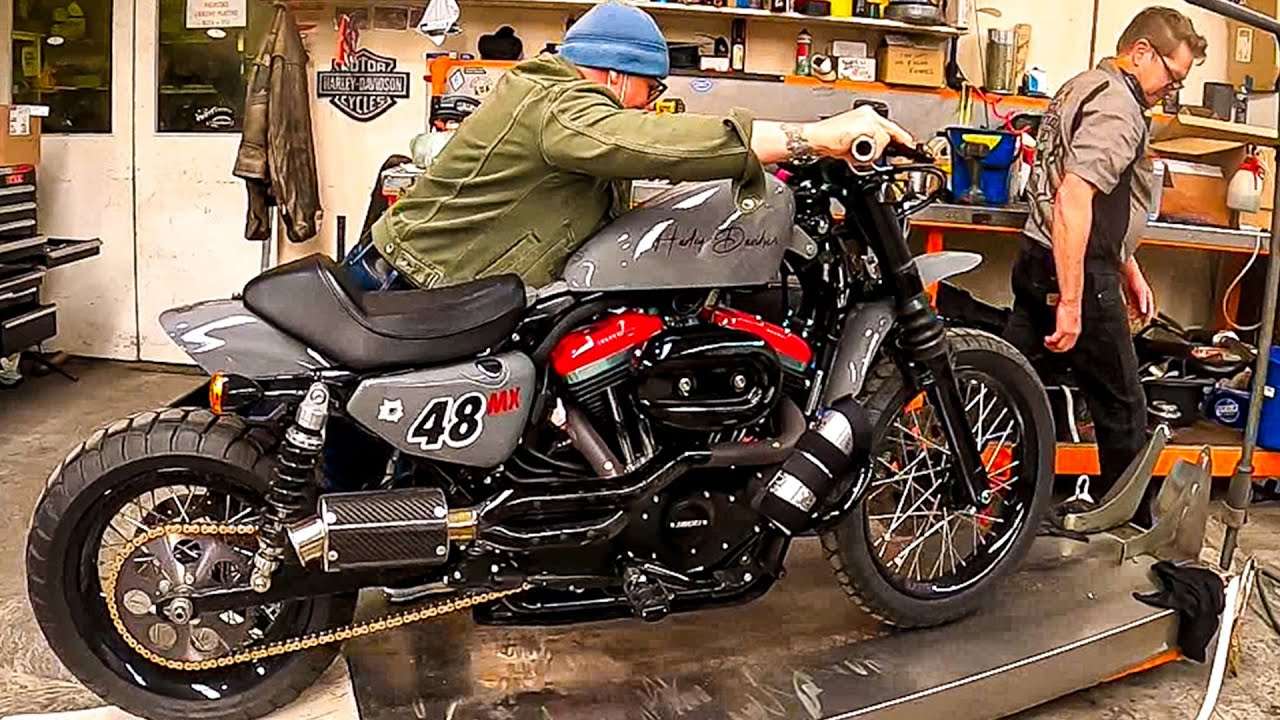 Adjusting Chain Drive on your Harley Davidson