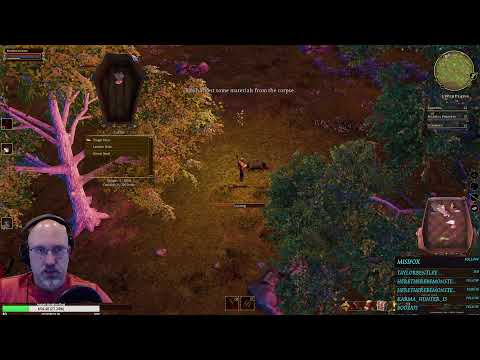 Legends of Aria Play Time Episode #14 Ash and Blightwood you say? – Big Mike