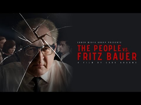 THE PEOPLE VS. FRITZ BAUER - Official Theatrical Trailer (HD)