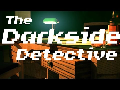 The Darkside Detective- Busty Belle's Booty Boutique
