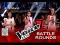 "The Voice Kids Philippines 2015 Battle Performance: ""Iduyan Mo"