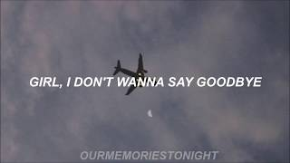 change your ticket - one direction // lyrics