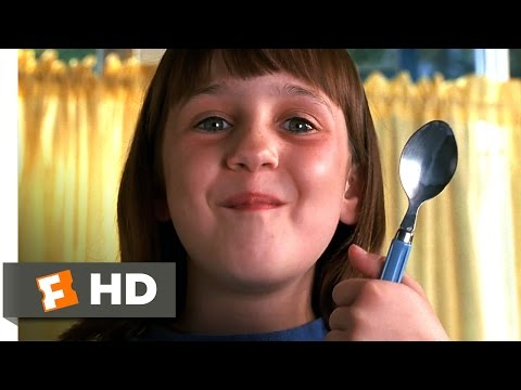 Matilda (1996) - Little Bitty Pretty One Scene (7/10) | Movieclips