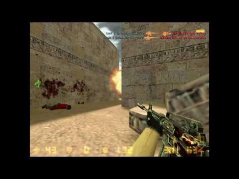 Gr0uND versus Deadrealm -4k with/M4A1