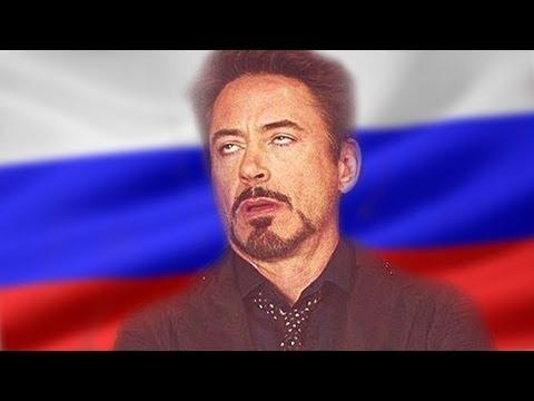 ЕСЛИ БЫ ФИЛЬМ МСТИТЕЛИ СНИМАЛИ В РОССИИ! ШОК!!!