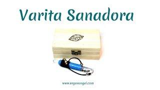 Varita Sanadora con Pen Keshe Orgonangel