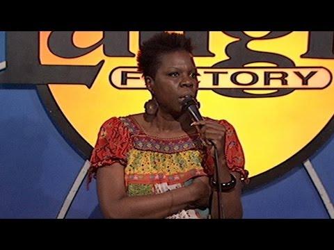 Leslie Jones  I Heart White People