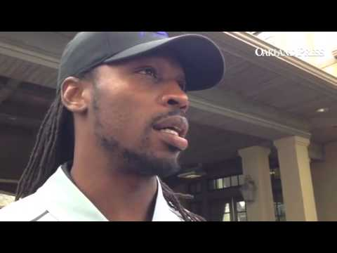 #Lions Rashean Mathis on Charlie Sanders who is fighting cancer and couldn