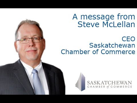 Saskatchewan Chamber CEO Update December