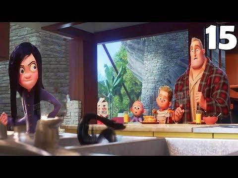 15 Increibles Mensajes Ocultos en Los Increibles 2 (Nuevo Trailer Official)