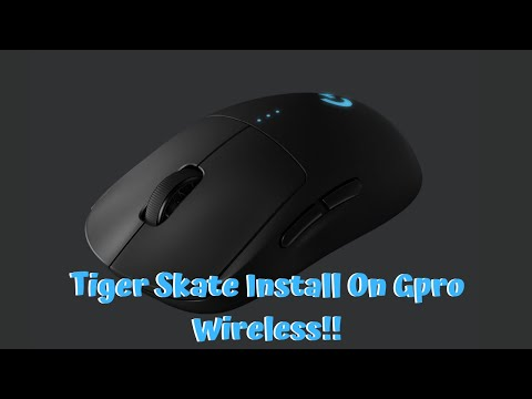 Logitech G502 Lightspeed Wireless Gaming Mouse - Overwatch