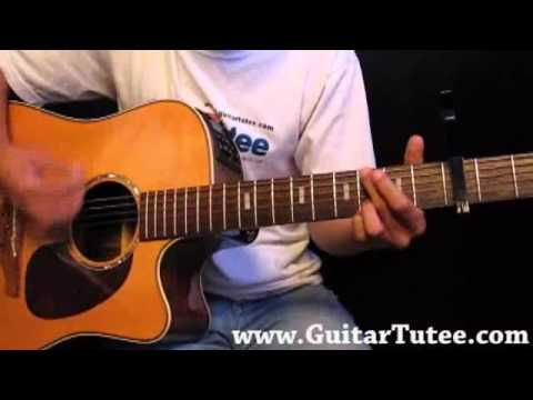 Bruno Mars - Just The Way You Are, by www.GuitarTutee.com