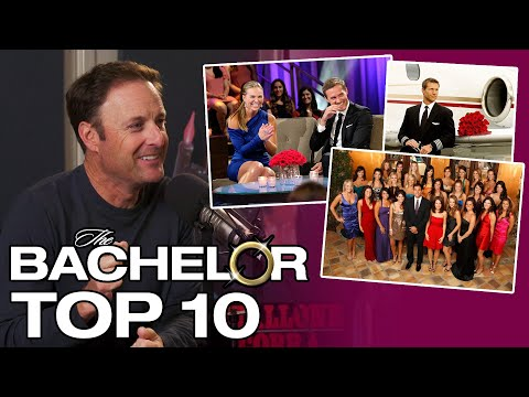The Top 10 Bachelor Seasons In Franchise History With Chris Harrison | Bachelor Party | The Ringer