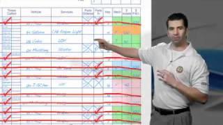 """Automotive Repair Shop: Mike Daniels Explains """"The Board"""""""