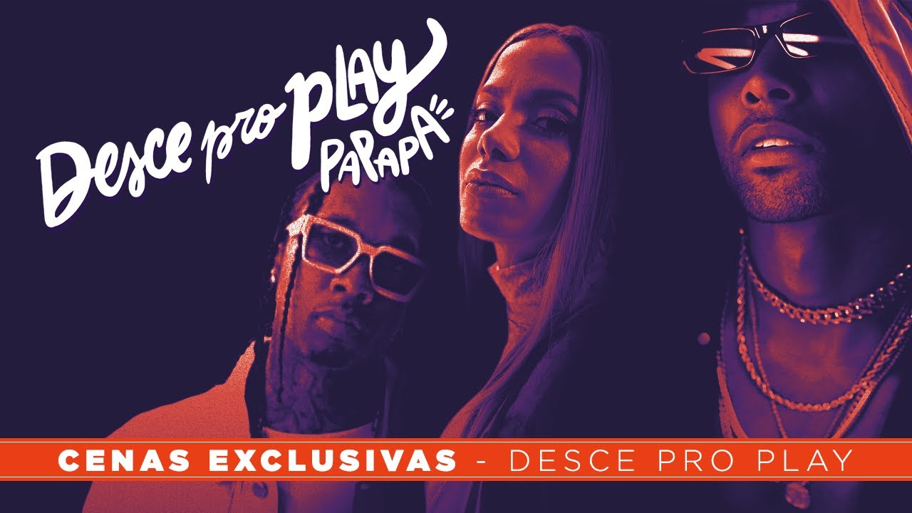 "Cenas Exclusivas de ""Desce Pro Play"" - MC Zaac feat. Anitta e Tyga"
