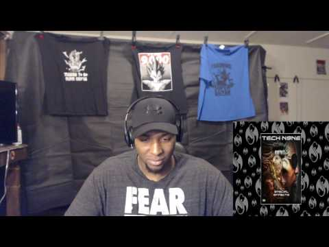 Tech N9ne - Wither (feat. Corey Taylor) REACTION