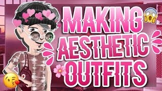 RE-CREATING AESTHETIC OUTFITS ON MSP /// Lovely Msp