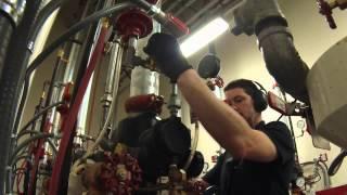Fire sprinkler pre-action testing