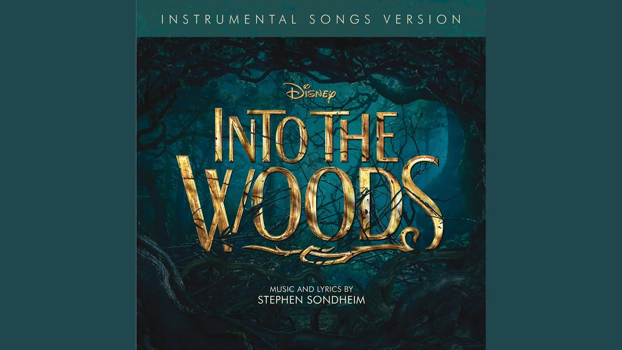 an analysis of into the woods by stephen sondheim A harmonic analysis of the baker and his wife in stephen sondheim's musical: into the woods uploaded by colin sanders i was an assistant director and pianist for stephen sondheim's into the woods.