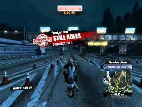 Ultimate 10,000+ Yards Wheelie In Burnout Paradise