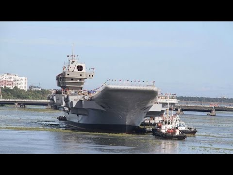Details of India's First Indigenous Aircraft Carrier