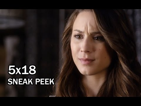 """Pretty Little Liars 5x18 Sneak Peek #3 - """"Oh, What Hard Luck Stories They All Hand Me"""" - S05E18"""
