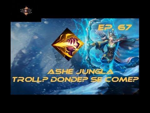 GP [Temporada 2014] Ep. 67 Ashe JUNGLA OP