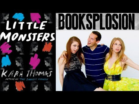 LITTLE MONSTERS LIVESHOW | BOOKSPLOSION