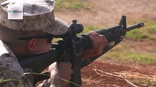 U.S. Marine Corp Annual Rifle Training at Puuloa Rifle Range