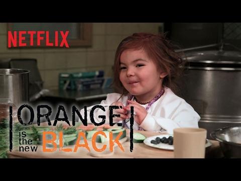 Orange is the New Black | Meet Little Red | Netflix