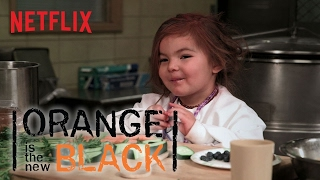 Orange is the New Black | Meet Little Red | Netflix