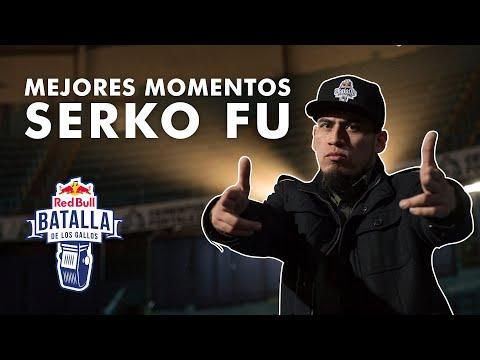 Mejores momentos de Serko Fu  | Red Bull Batalla de los Gallos
