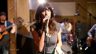 "Nicki Bluhm and The Gramblers - ""Little Too Late"" - HearYa Live Session 9/17/13"