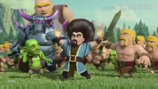 Película completa de clash of clans