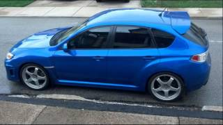 Subaru Impreza WRX STI Wallpapers Videos