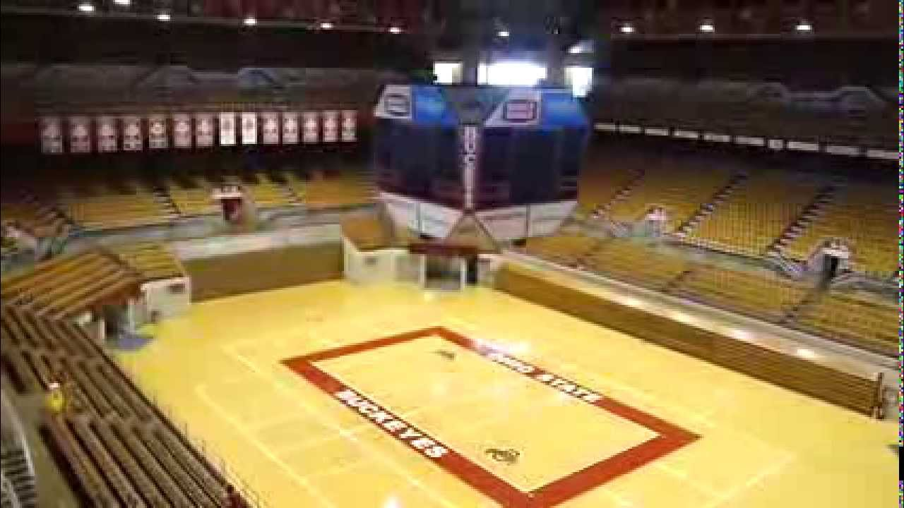 Ohio State's Old Basketball Arena - YouTube