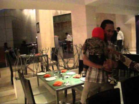Melange Restaurant Lobby Golkonda Hotel Hyderabad India 1