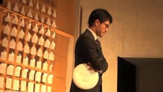 1枚のフリスビーでアフリカを変える: 大川 晴 at TEDxKeioSFC