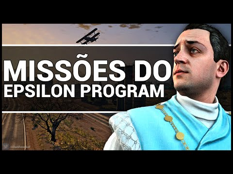 GTA V - Guia do Epsilon Program (Conquista/Troféu Kifflom)