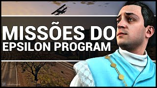 GTA V - Guia do Epsilon Program (Conquista/Troféu Kifflom)
